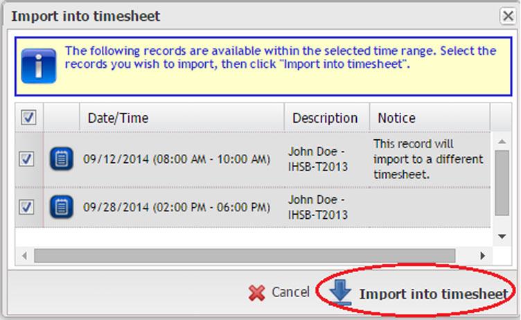 How to Create a Timesheet